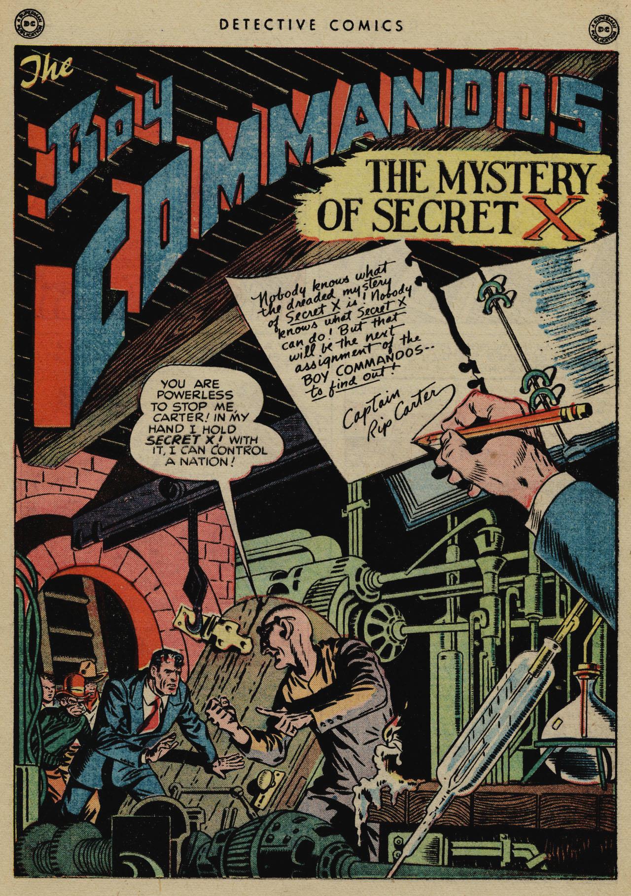 Detective Comics (1937) 142 Page 36