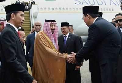 Pemerintah Hinakan Diri Sambut Raja Saudi Beserta Terdakwa yang Telah Menodai Agamanya