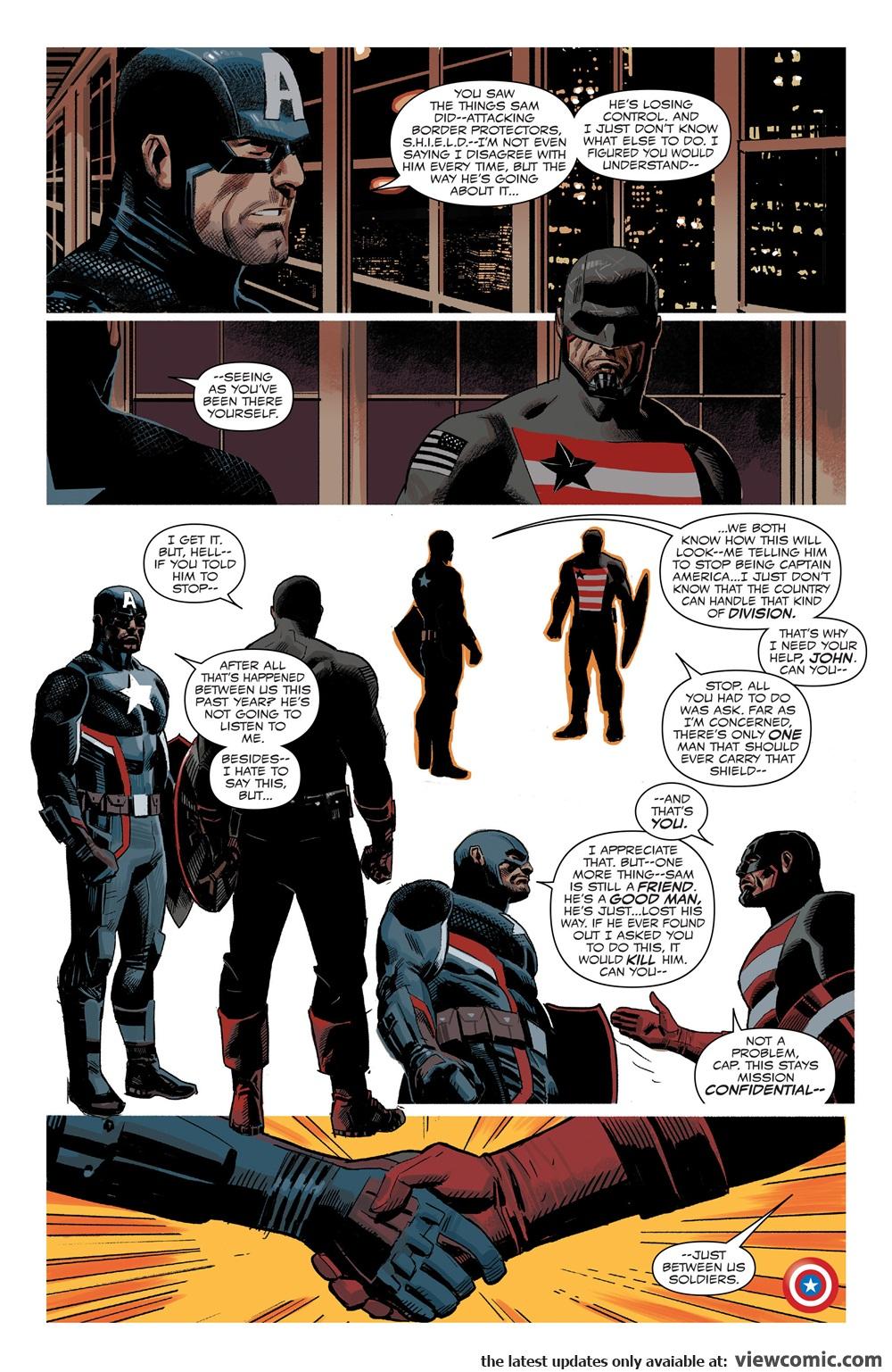 Captain America – Sam Wilson 013 (2016)  | Vietcomic.net reading comics online for free
