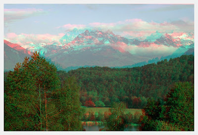 glaciers , alpen alpes, bavarois