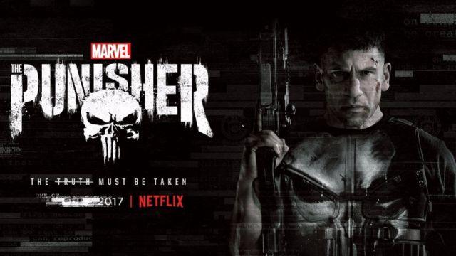 Netflix'in Yeni Harikası: The Punisher