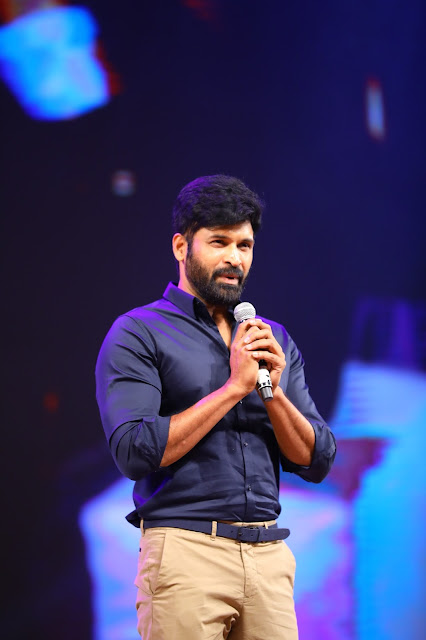 Actor Subbaraju at Baahubali 2 Pre Release Event