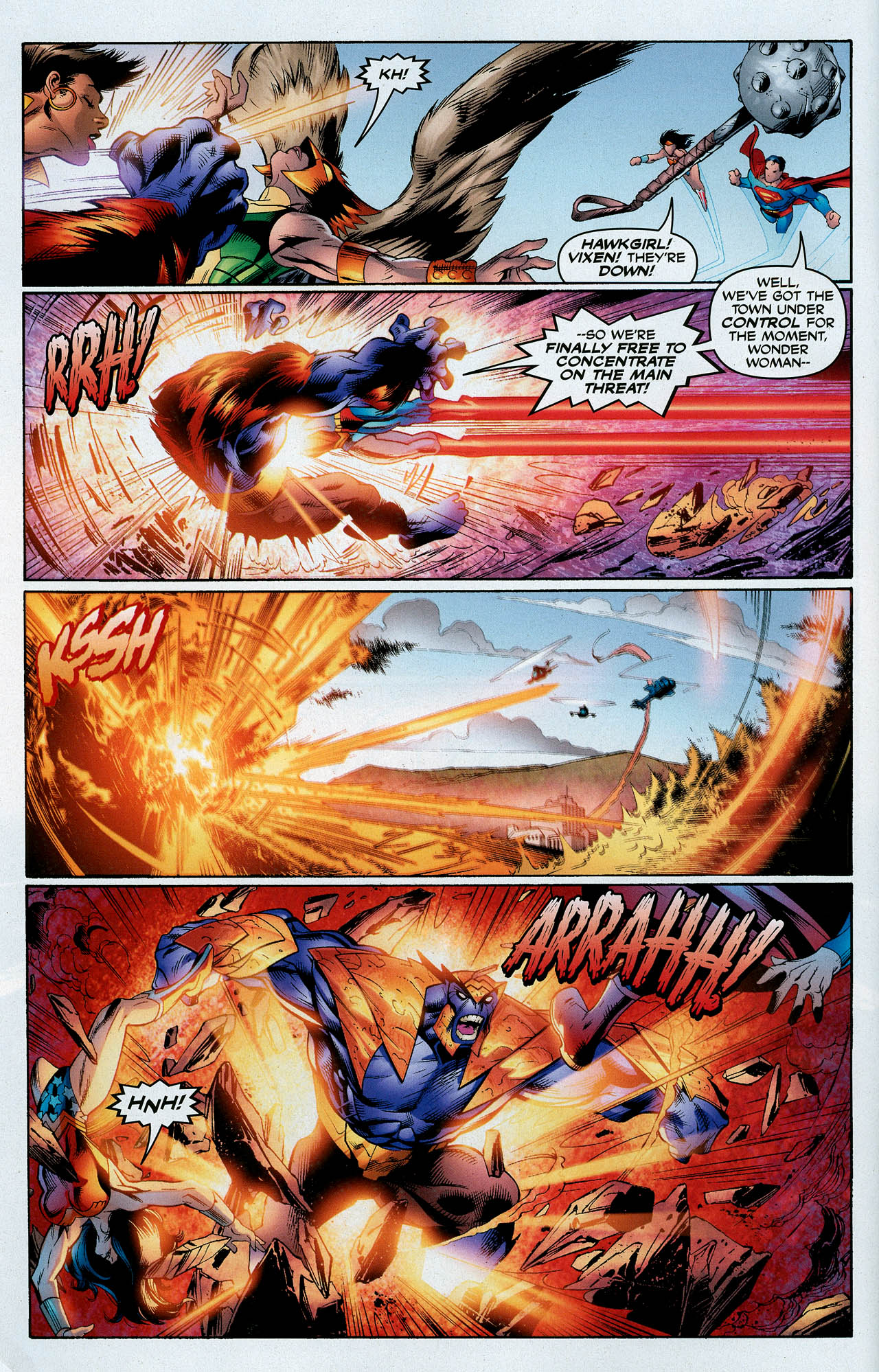 Read online Trinity (2008) comic -  Issue #4 - 12