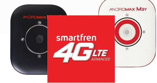 Modem WiFi andromax trouble connect internet