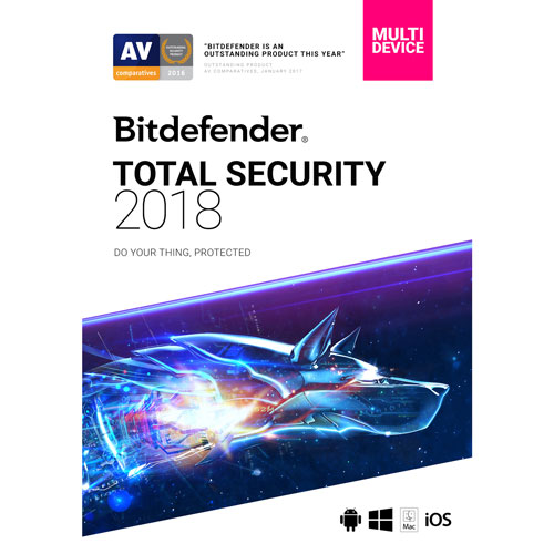 bitdefender total security 2017 free download with crack