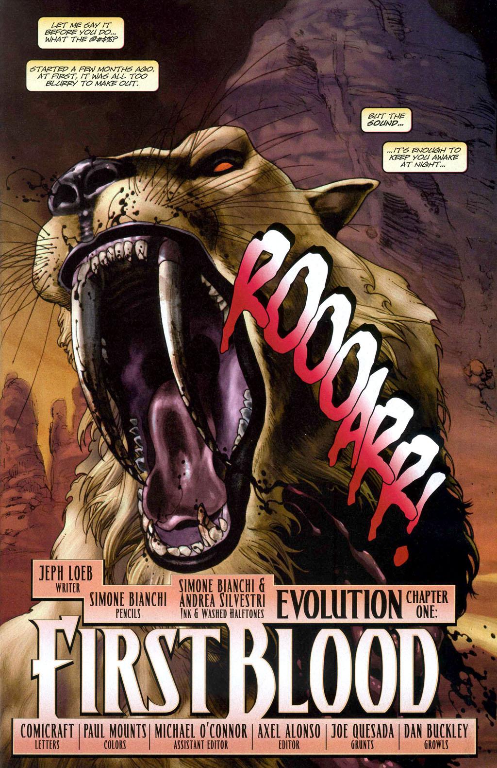 Read online Wolverine (2003) comic -  Issue #50 - 2