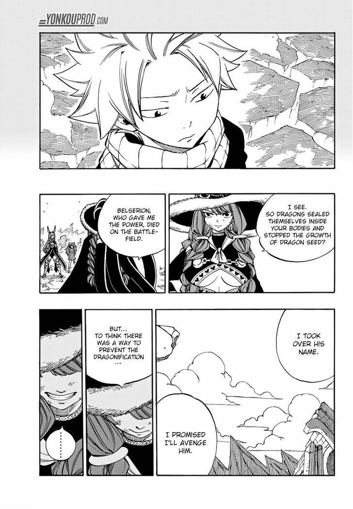 Fairy Tail - Chapter 526