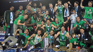 BALONCESTO - Histórico Darussaka de David Blatt que alza su primer título continental en la EuroCup