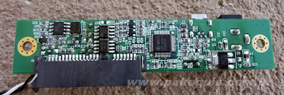 Placa USB/SATA do HD Hitachi XL1000