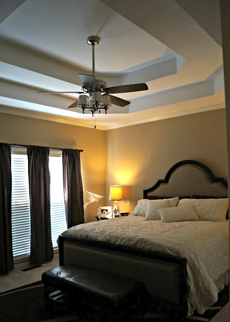 The Luxe Lifestyle Master Bedroom Reveal: Sowell Life: Master Bedroom Reveal