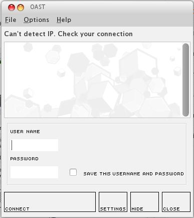 Febru Wasono: install oast vpn client