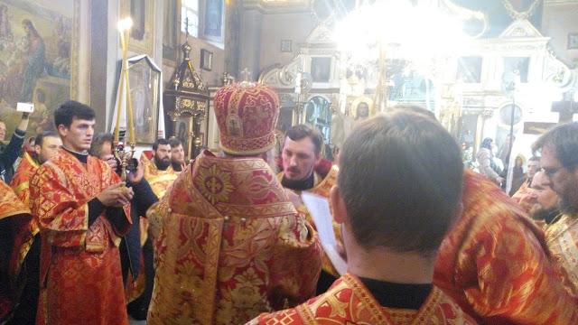 Кліриків Ківерцівського благочиння нагороджено богослужбовими відзнаками