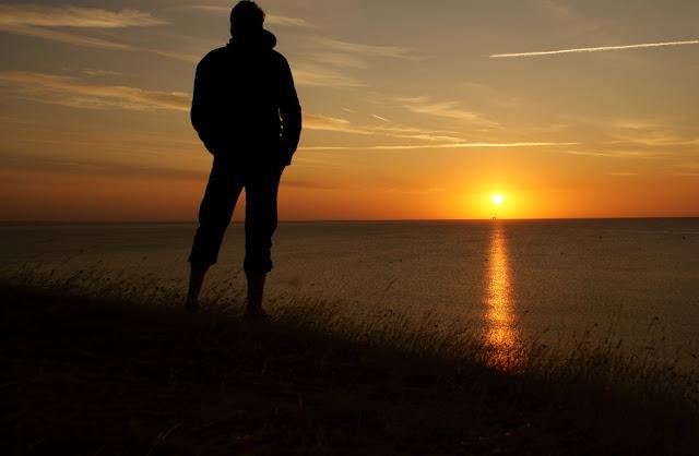 Soluppgång vid Haväng