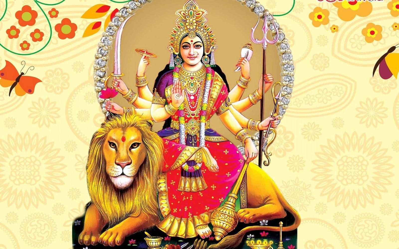 Maa Durga HD Wallpapers