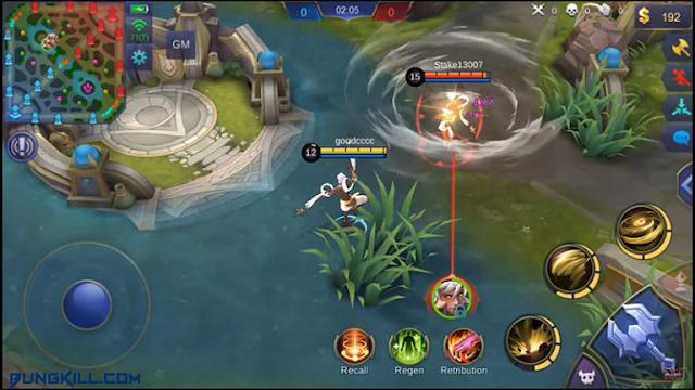 Review Skill Hero Vale Si Pengendali Angin, Siap Diperkenalkan Oleh Moonton di Server Global