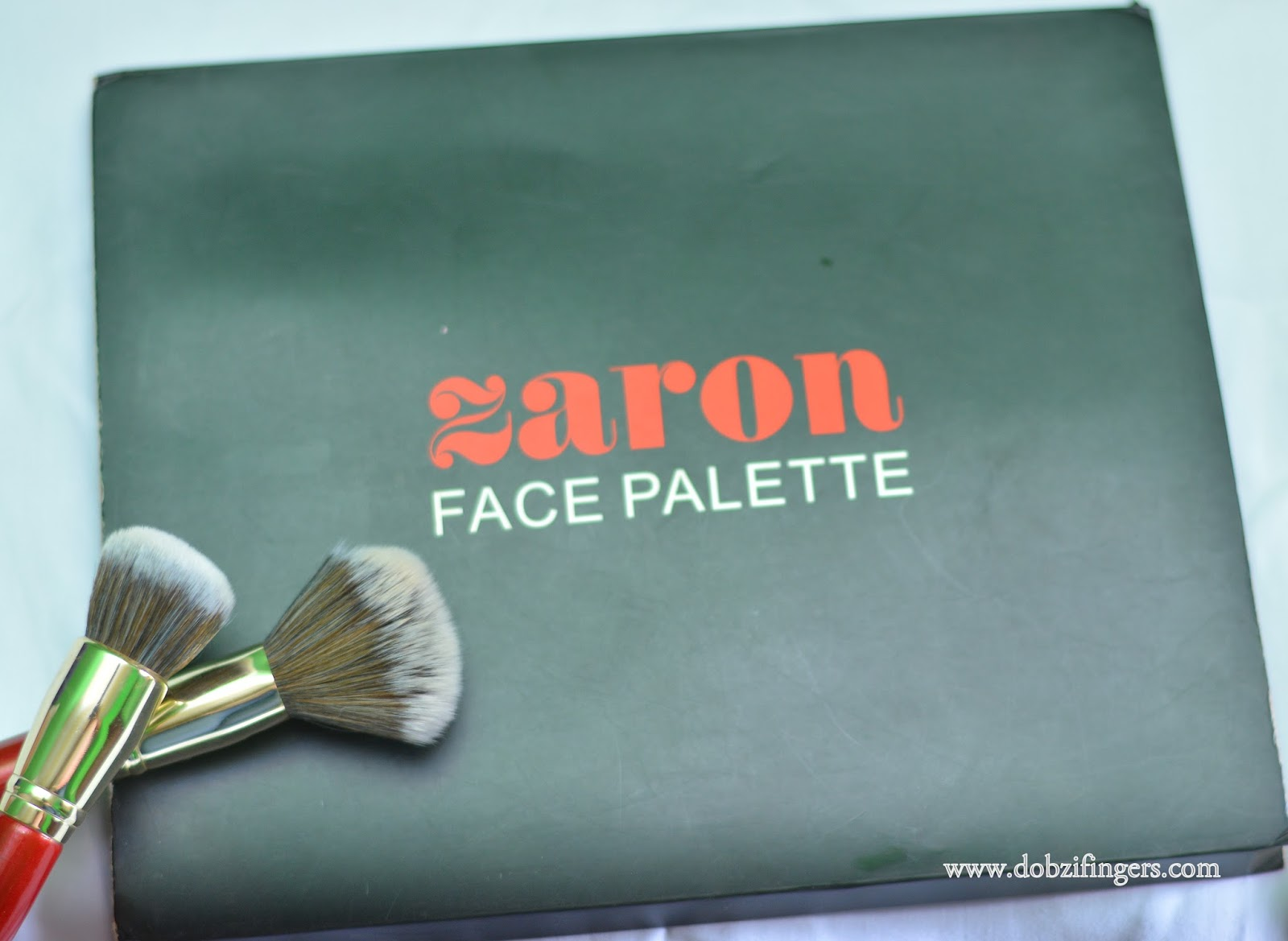 PRODUCT REVIEW – ZARON FACE PALETTE