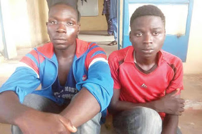 I Abducted My Employer's Son To Raise Money — Arrested Guard