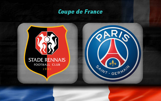 Rennes vs Paris Saint Germain Full Match & Highlights 07 January 2018