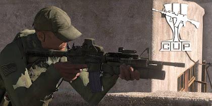 Arma3でArma2武器が使えるCUP MOD 武器パック