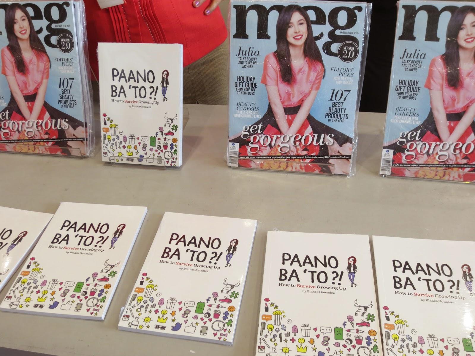 Bianca Gonzalez Book