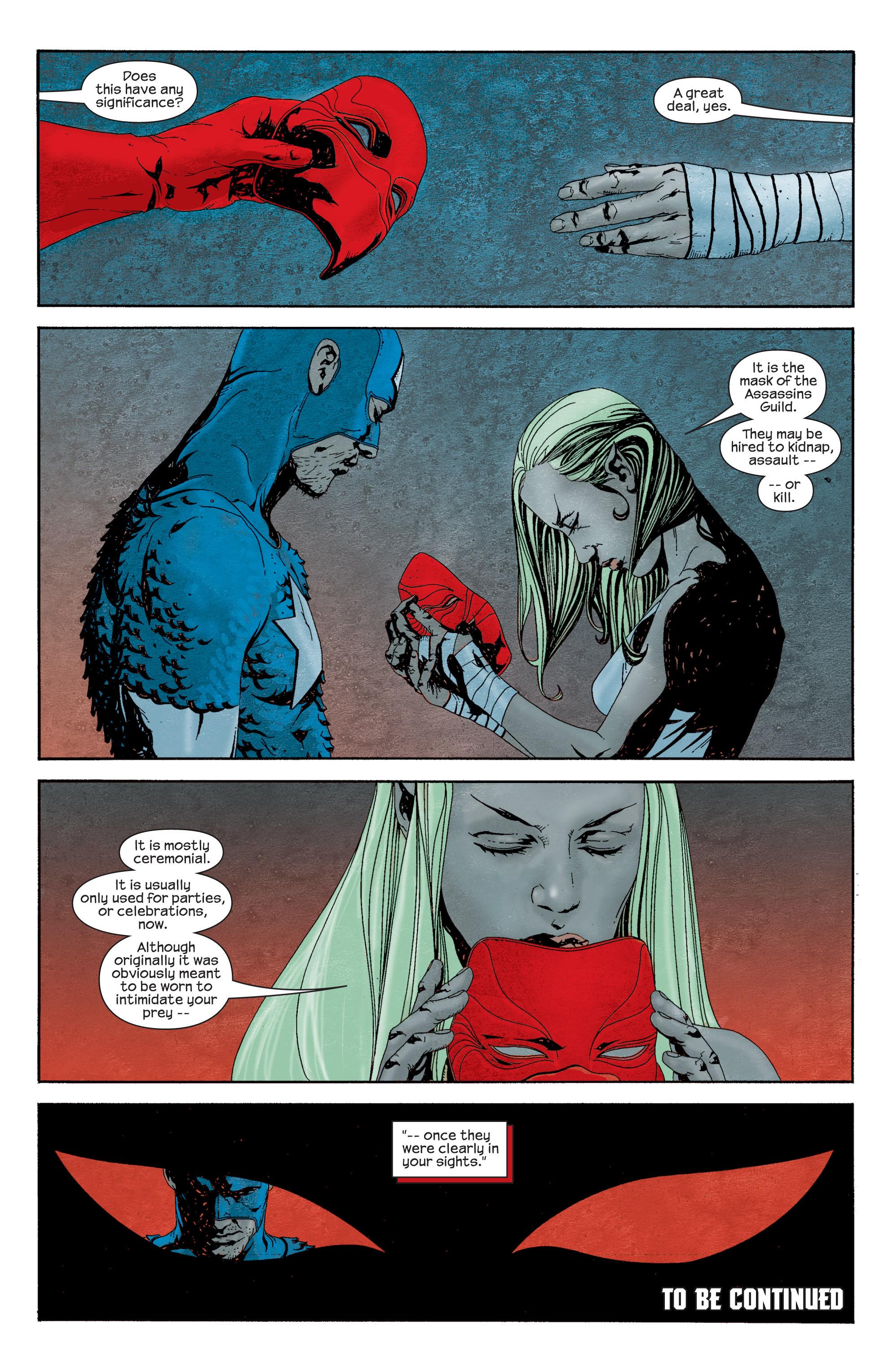 Captain America (2002) Issue #13 #14 - English 23