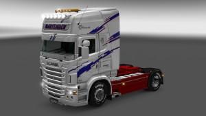 Scania RJL Martemoen skin mod