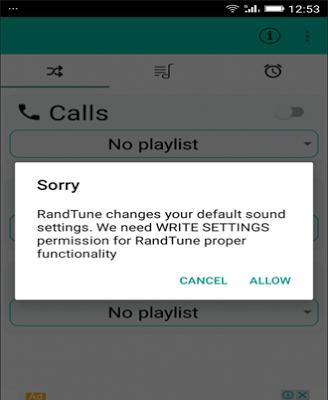 طريقة اختيار اكثر من نغمة حين الاتصال بك وبدون روت ROOT