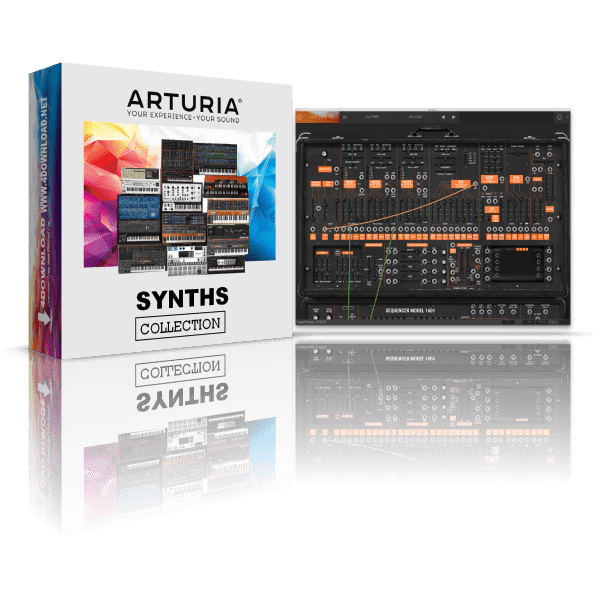 Arturia Synths V Collection 2021.7 Full version