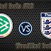 Prediksi Akurat Jerman U21 vs Inggris U21 27 Juni 2017
