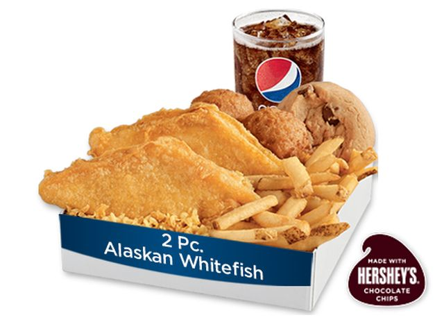 Long John Silvers Introduces New 5 Reel Deal Box