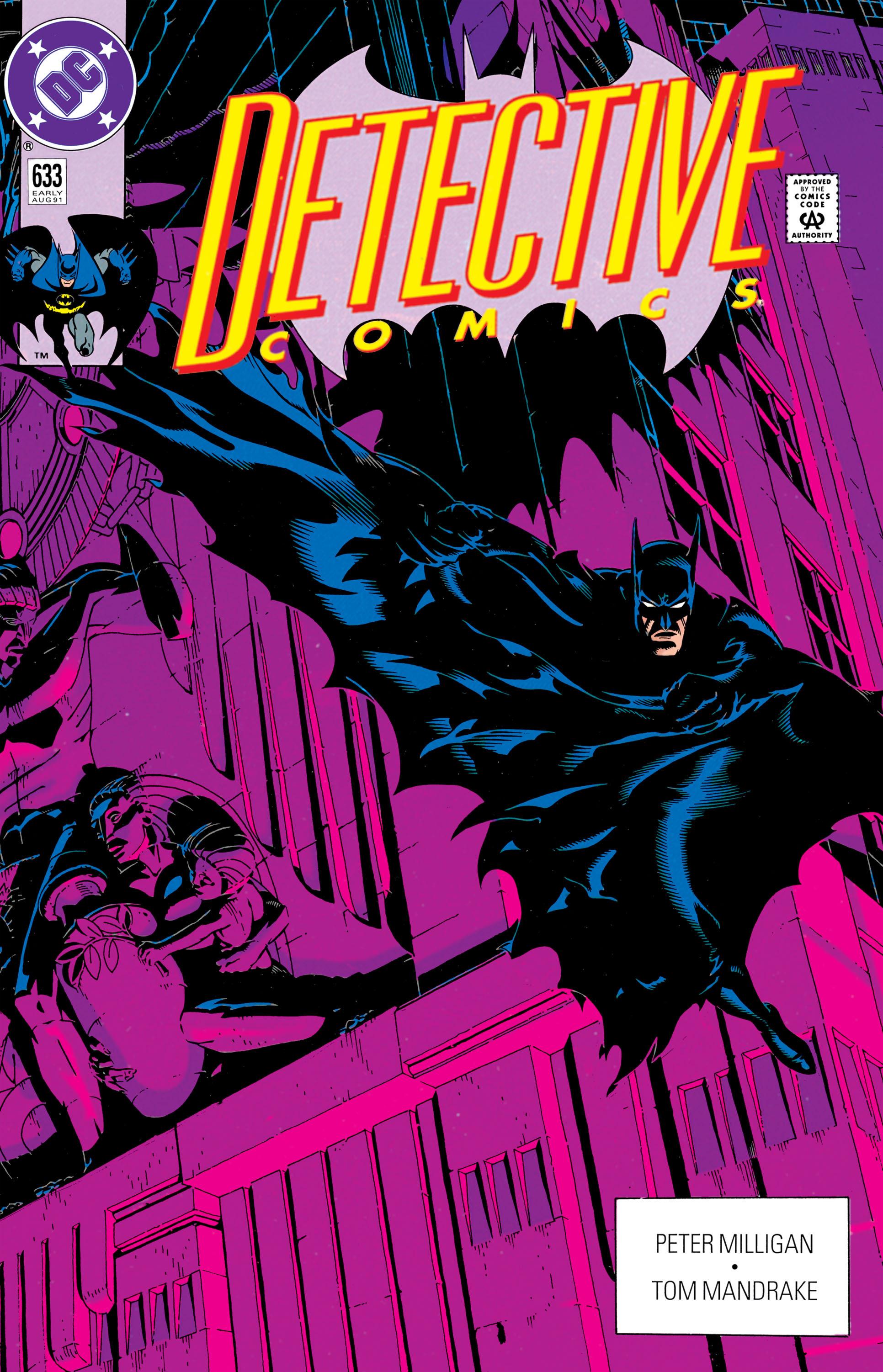 Detective Comics (1937) 633 Page 1