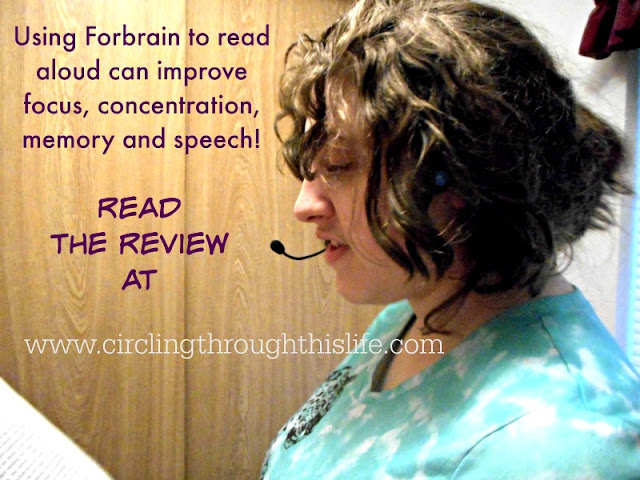 Reading aloud with Forbrain can increase memory, focus, and concentration!
