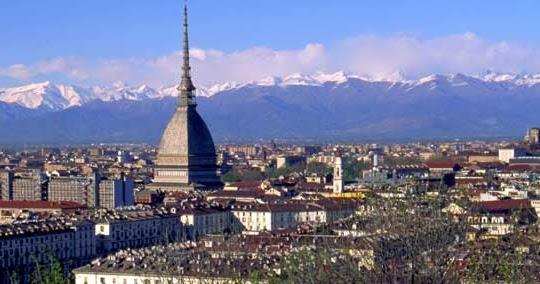Dal 4 al 6 novembre, tutti a Torino!