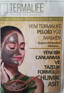 Termalife peloid maske
