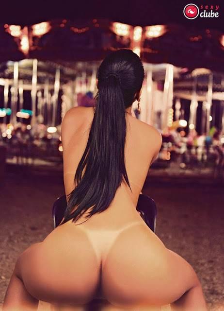 Bailarinas do Faustão peladas nuas na sexy 28