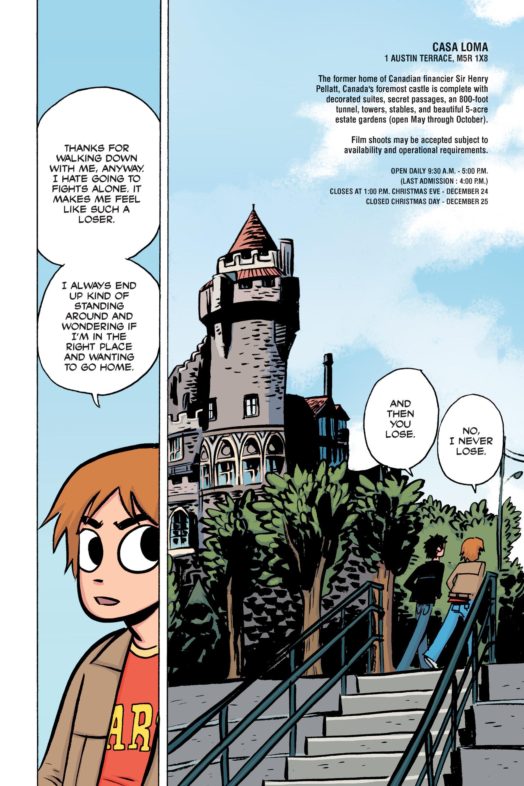 Read online Scott Pilgrim comic -  Issue #2 - 107