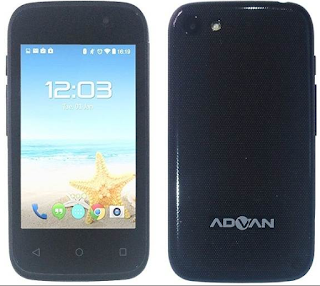 Cara Flash Advan S35D Via PC Mudah