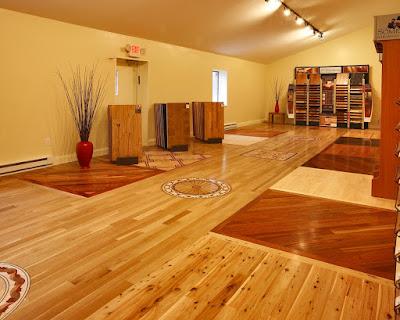 Cách nhận biết sàn gỗ giáng hương tự nhiên 1