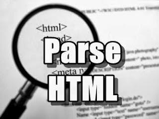 Cara Membuat Parse HTML Tool Valid HTML5 di Blog