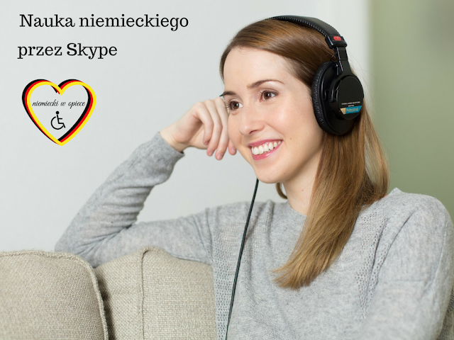 Niemiecki w opiece - Niemiecki Skype - Niemiecki przez Skype dla opiekunek i opiekunów osób starszych