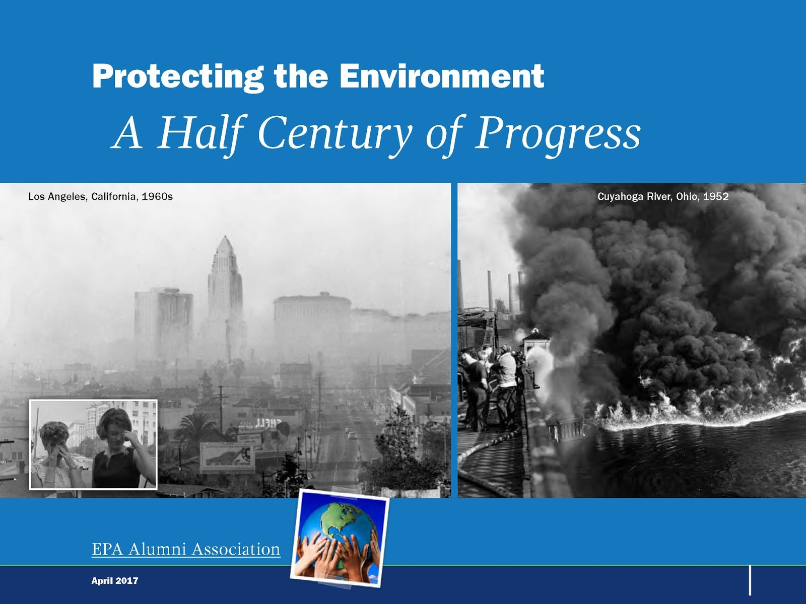 an introduction to the history of the epa Read chapter 1 introduction and historical background: recent and forecasted advances in microbiology, molecular biology, and analytical chemistry have ma.
