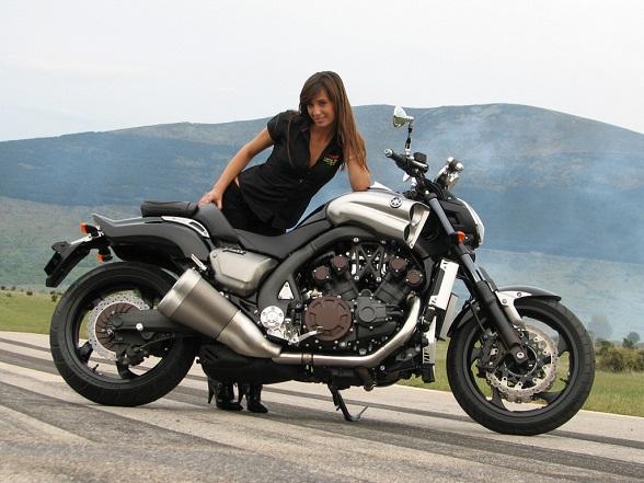 A Yamaha V-Max é o maior ícone entre as Muscle Bikes 747b819e88e0e