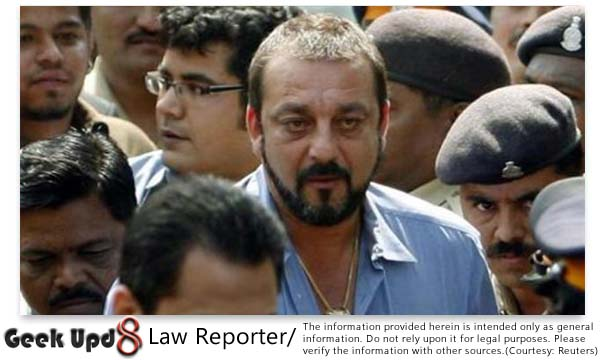 Sanjay Dutt sentenced to 5 years in Jail with 4 weeks to surrender : Supreme Court