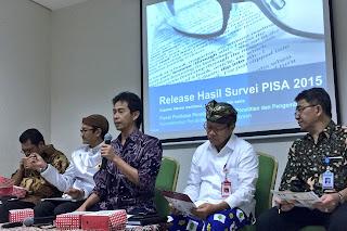 Indonesia Masuk 4 Besar Peningkatan Pencapaian Menurut Survei PISA