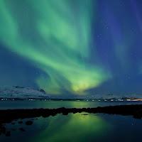 Wallpaper Engine Aurora Borealis timelapse HD