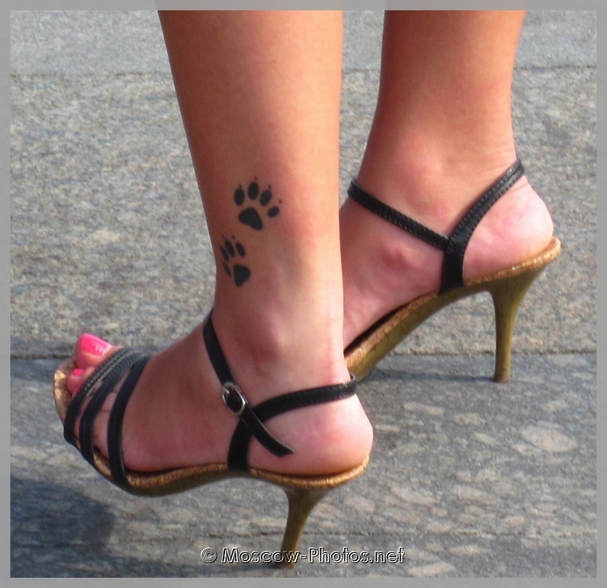 Casual Summer Heels Shoes