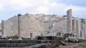 Ruinas de Pérgamo