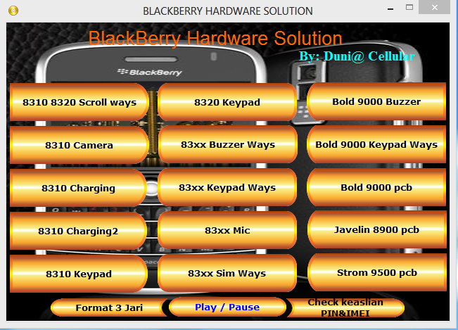 Download Free Simple Tool Blackberry Solution