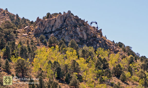 Aerial Tramway, Masonic Ghost Town