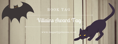 Villains Award Tag